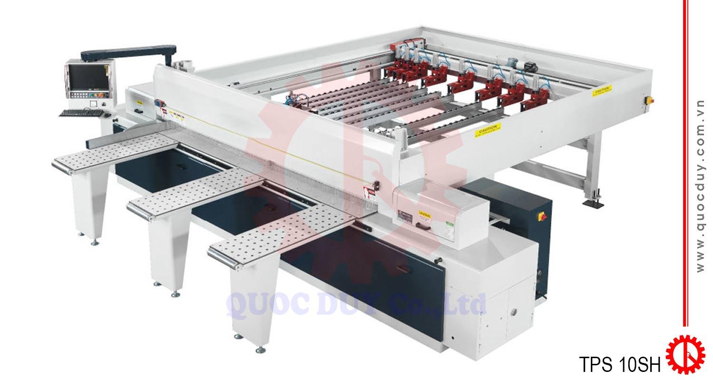 Máy cưa panel saw cnc lập trình cắt TPS-10SH   Quốc Duy