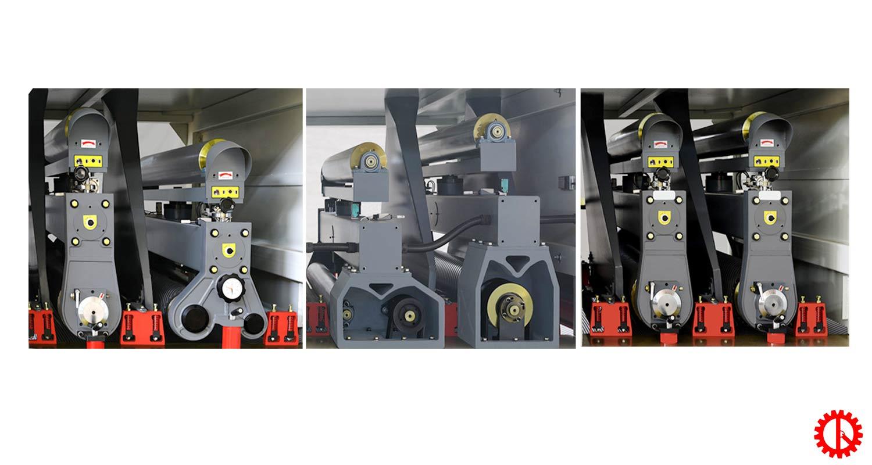 Máy chà nhám thùng 1m3 SM-1300RP | Quốc Duy