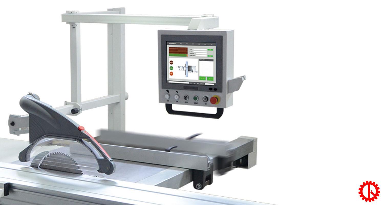 Màn hình điều khiển máy cưa bàn trượt thông minh cnc S-32 CNC | Quốc Duy