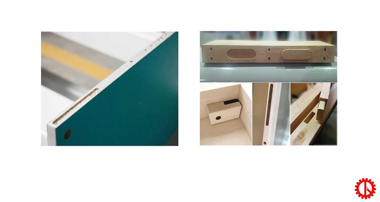 Sản phẩm máy khoan ngang CNC định vị hồng ngoại