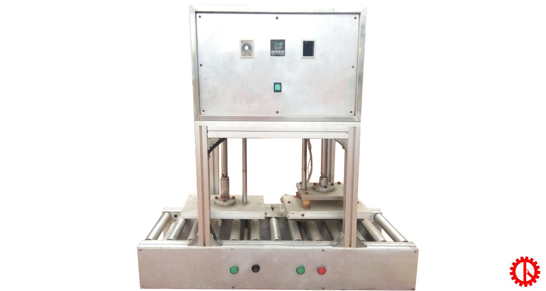 Hệ thống máy sấy - ép - làm mát | Quốc Duy