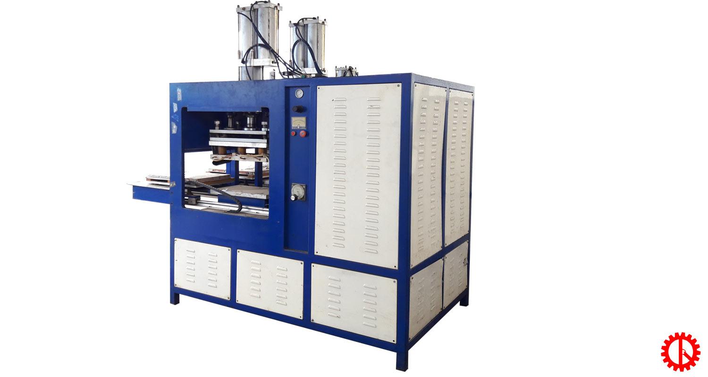 Máy ép nhựa cao tần đưa phôi tự động BYZ-60 | Quốc Duy