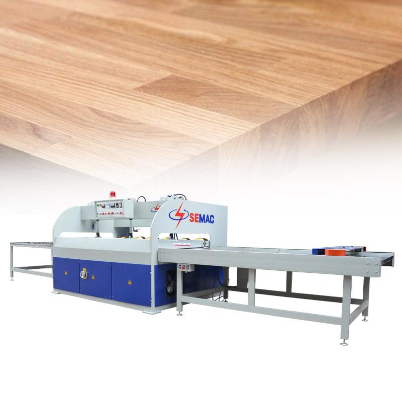 High frequency press machine