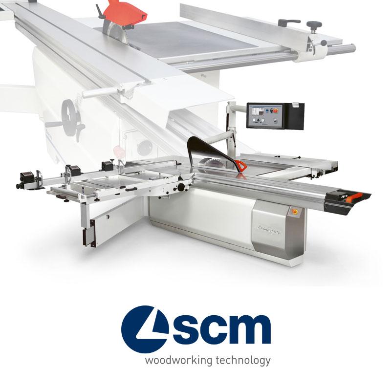 SCM Sliding table saw