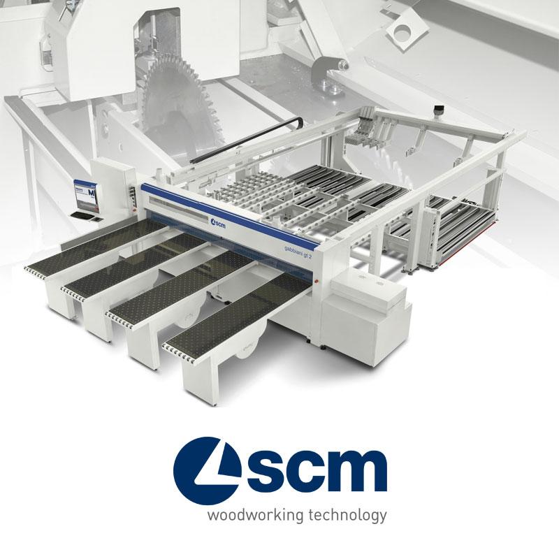 SCM Panel saw