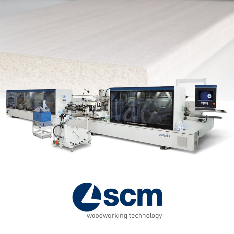 SCM Edge banding machine