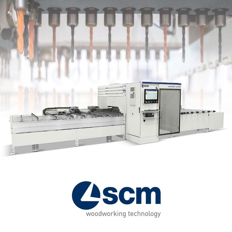 SCM Drilling machine