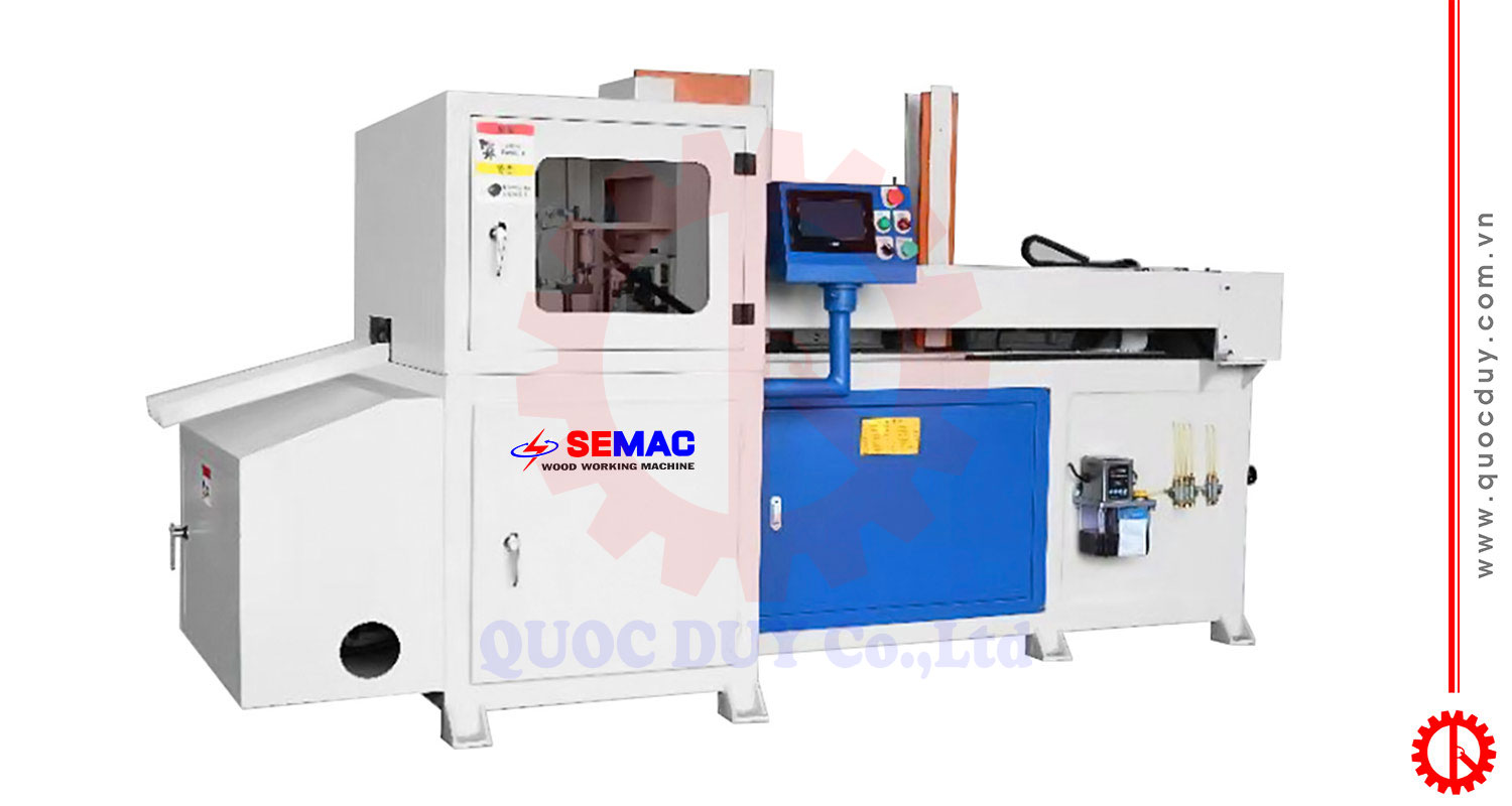 AUTOMATIC CORNER ANGLE CUTTING MACHINE – TRIAN-90 |QUOC DUY