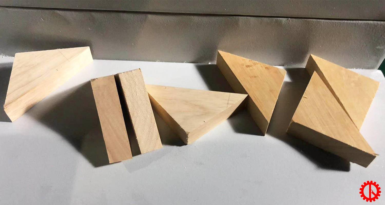 Sản phẩm Máy cắt bọ ghế hình thang tự động