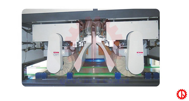 Chi tiết máy đánh bóng mặt phẳng tự động MP100 M2   Quốc Duy