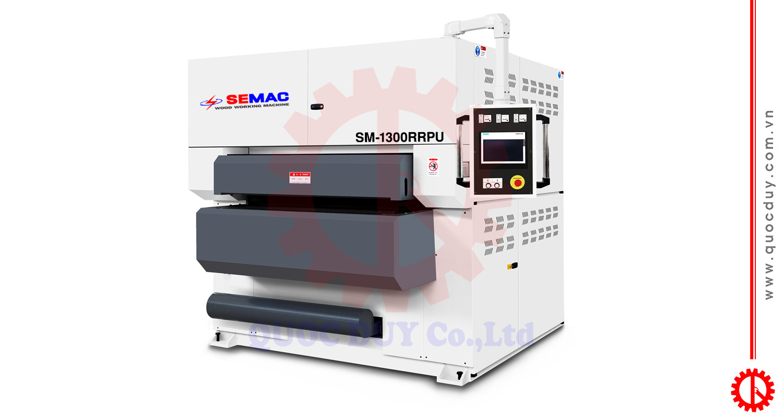 máy chà nhám mặt dưới 3 trục SM 1300RRPU | Quốc Duy