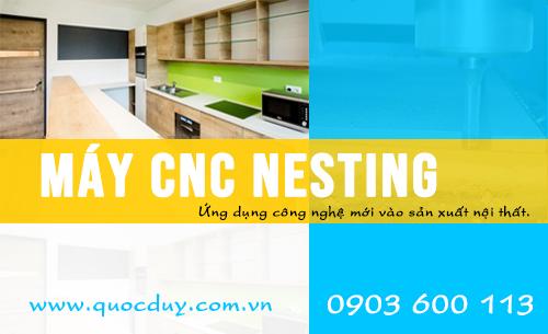 Tư vấn máy xẻ ván cnc router nesting 1325 cắt ván công nghiệp | Quốc Duy