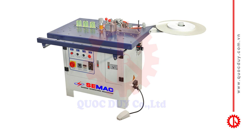 Multi-functional manual edge banding machine | Quoc Duy