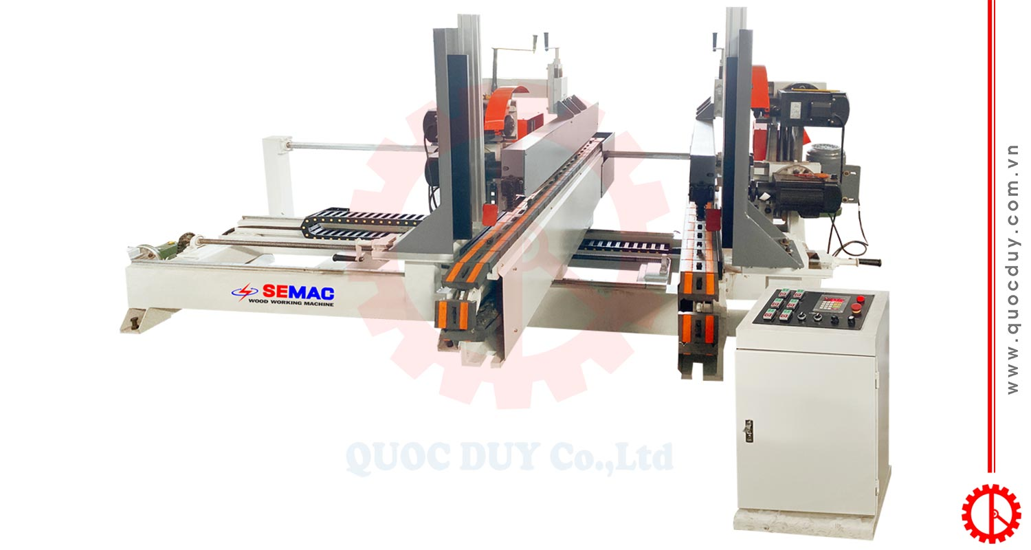 Double end saw Semac - SMMX 2025 | Quoc Duy