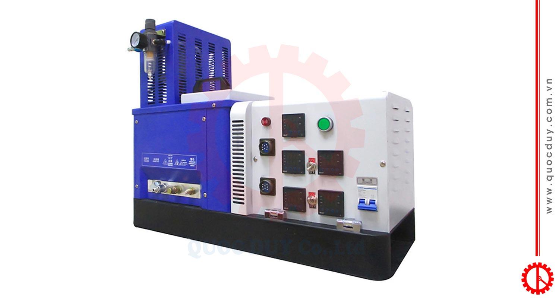 10l hot melt adhesive glue machine LBD-RD10L   QUOC DUY